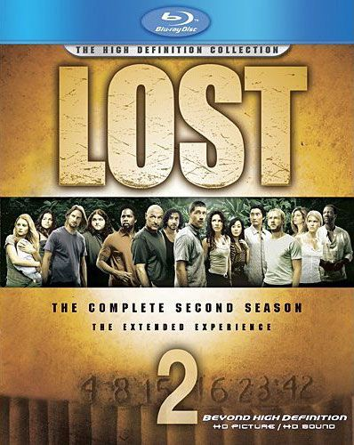 Lost season two Blu-ray - Lost season 2 Blu-ray.jpg