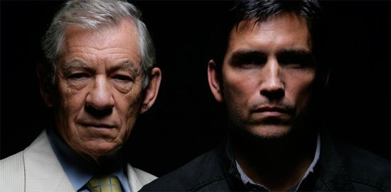 The Prisoner AMC image Jim Caviezel and Ian McKellen (4).jpg