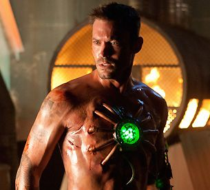 Brian Austin Green as Metallo on Smallville.jpg