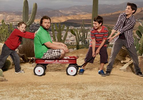 the sons of tucson are charming enough in the first 3 episodes of fox 39 s newest sitcom collider. Black Bedroom Furniture Sets. Home Design Ideas