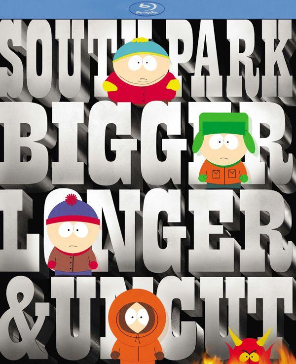 Komedije South%20Park%20Bigger%20Longer%20and%20Uncut%20Blu-ray