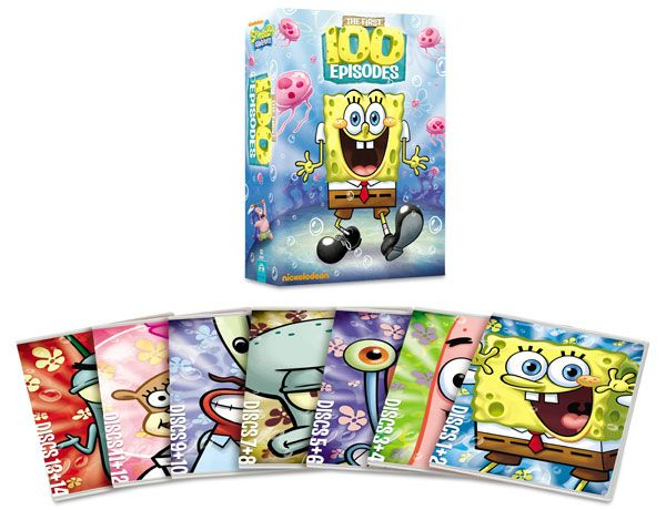 SpongeBob SquarePants The First 100 Episodes (1).jpg