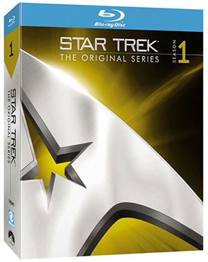 STAR TREK The Original Series Season One Blu-ray .jpg
