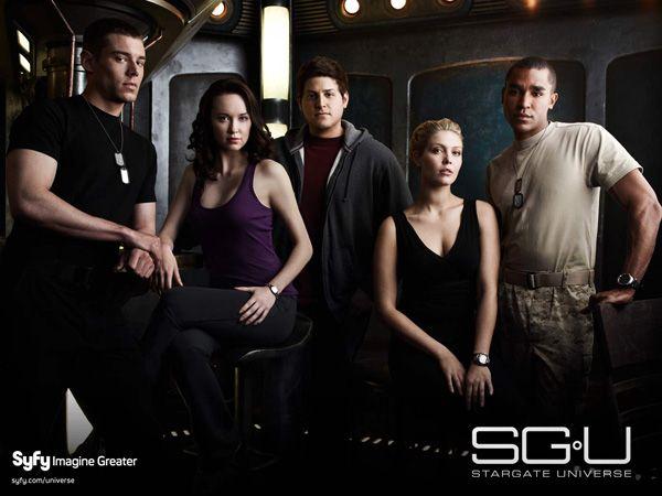 Stargate SG-U: 1.0 movie