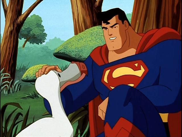 Superman The Animated Series Complete in order