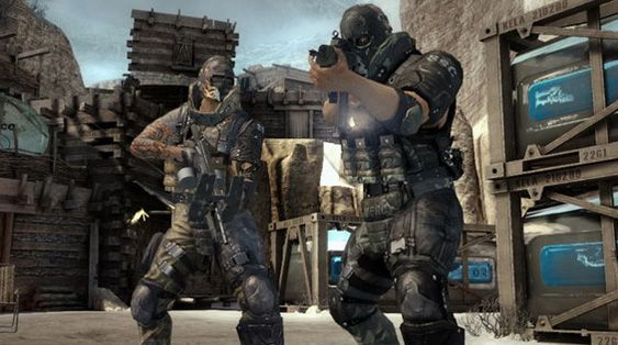 Ps3 Army Games Army of Two The 40th Day Ps3