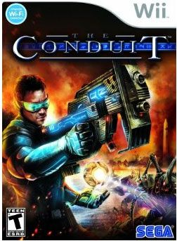 The Conduit Nintendo Wii video game image (3).jpg