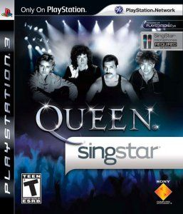 QUEEN SingStar PS3 Video Game image (1).jpg