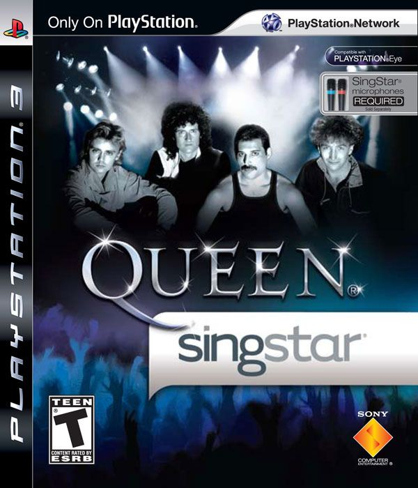 Games For Ps3 Only : Queen singstar ps video game review collider