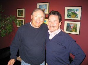 frank_welker__megatron_on_left___and_peter_cullen__optimus_prime__record_their_voices_for_the_transformers_the_video_game_l.jpg
