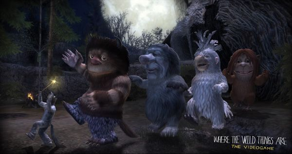 Where the Wild Things Are video game image Xbox360.jpg