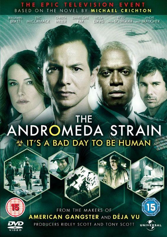 DVD Movie Maniac: The Andromeda Strain DVD Report