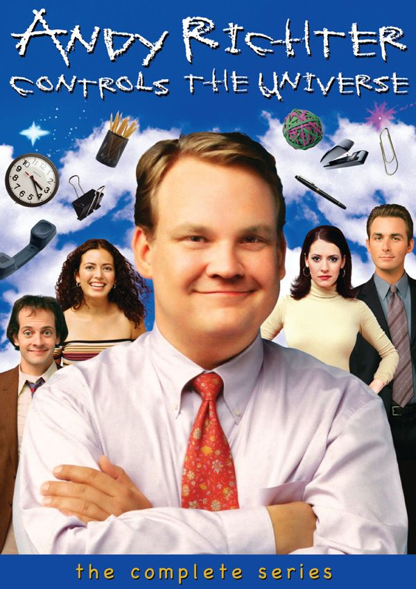 Andy Richter Controls the Universe - Season One movie