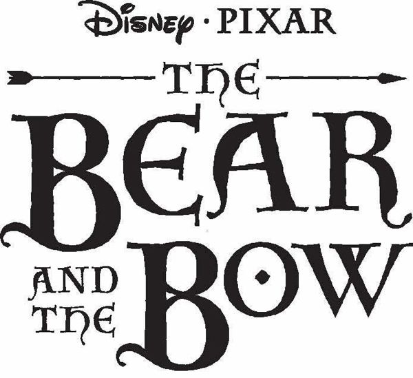 disney pixar brave trailer. before the switch to Brave