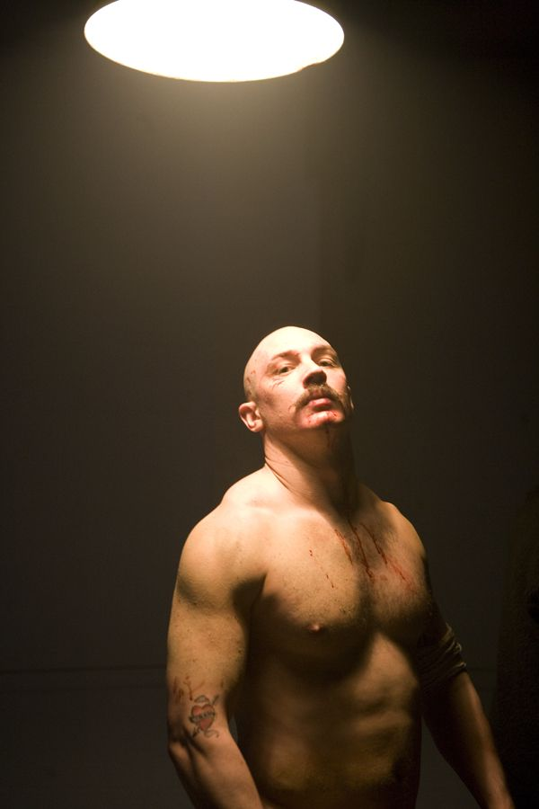 8 movie clips from bronson � premiered at sundance