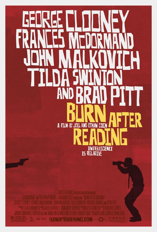 Burn After Reading movies
