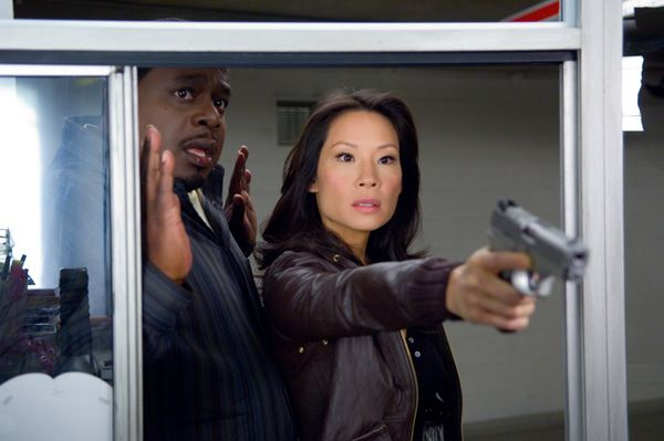 lucy liu the cleaner