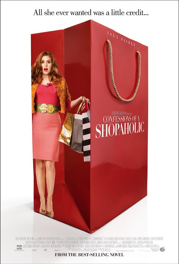 confessions of a shopaholic movie review Confessions of a shopaholic (2009) - reviews & comments confessions of a shopaholic was released in 2009 and has generally received mixed reviews online reviewers have written 624 reviews, giving confessions of a shopaholic (2009) an average rating of 47%.