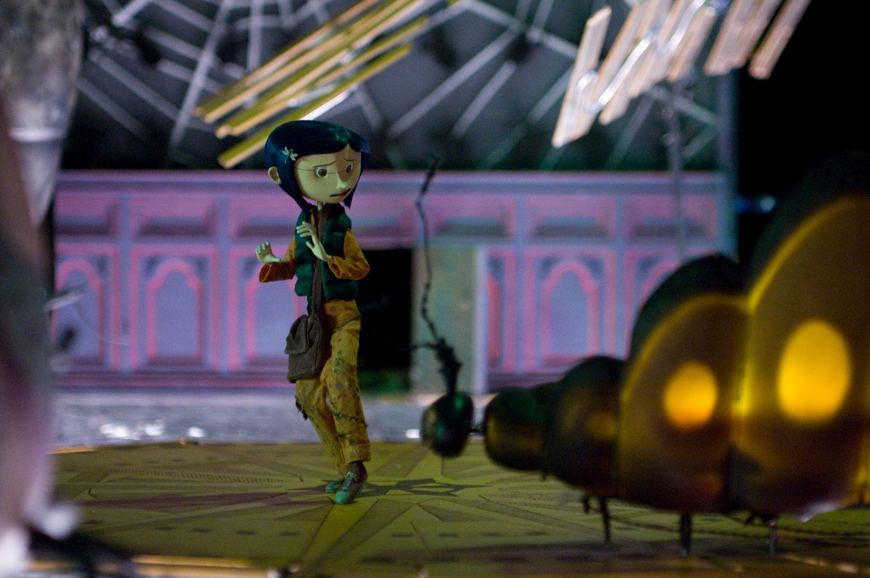New CORALINE Movie Images – With a Collider Exclusive
