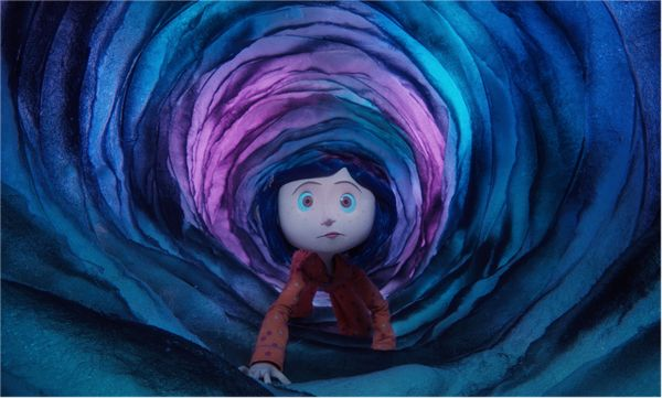 Coraline film d'animation