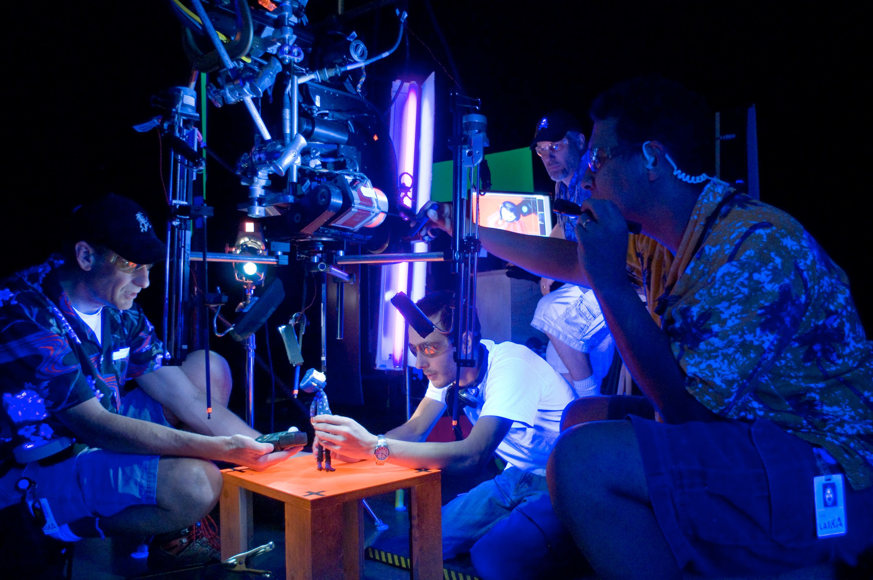 Exclusive – Video Interview with CORALINE Director Henry