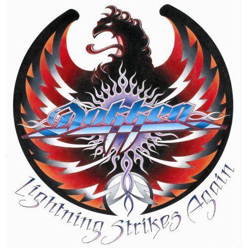 DOKKEN Lightning Strikes Again - CD Review | Collider | Collider Oasis Band Album Cover