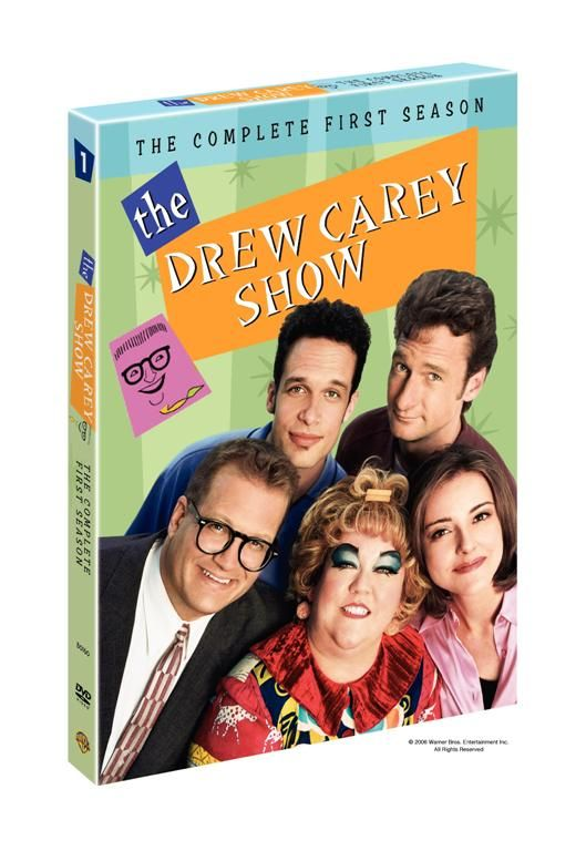 The Drew Carey Show: The Complete First Season movie
