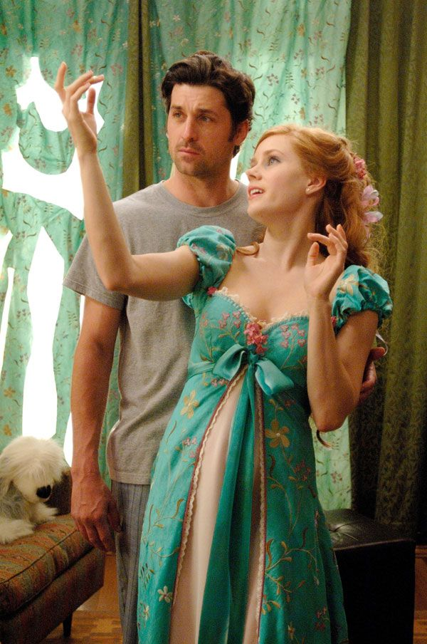 Patrick Dempsey Interview - ENCHANTED | Collider | Collider