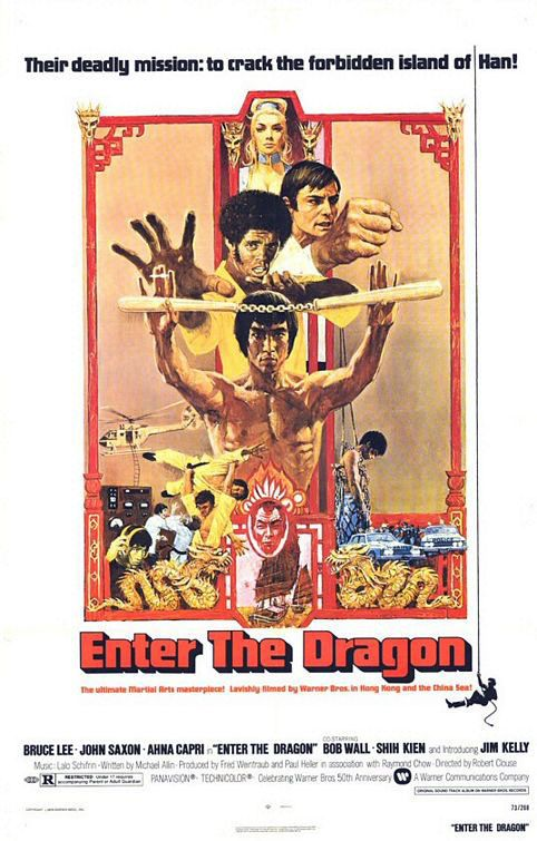 Enter The Dragon   Uncut   Special Edition H264 Raven2007 500MB preview 0