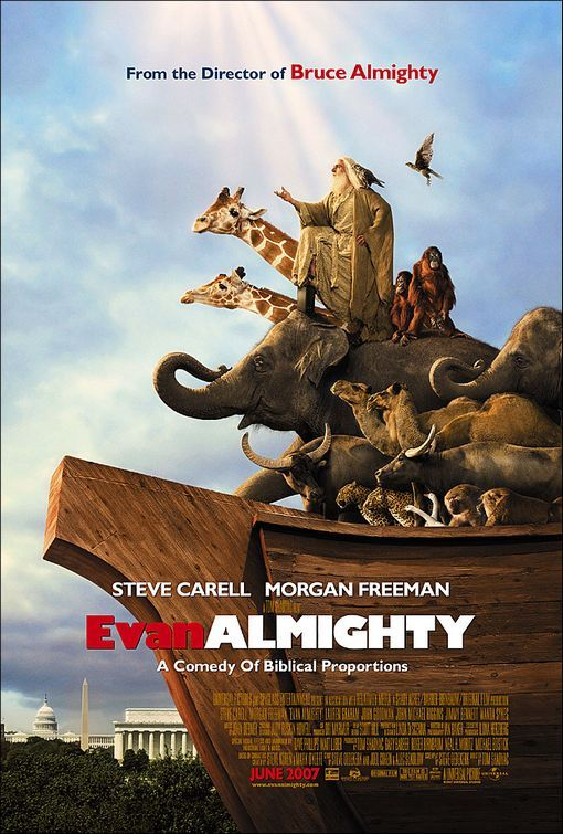 Evan Almighty 2007 HDrip H264 Raven2007 379MB preview 0