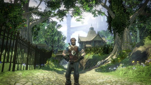 fable 2 xbox 360 video game image  2  - Fable 2-FREE-XGD2