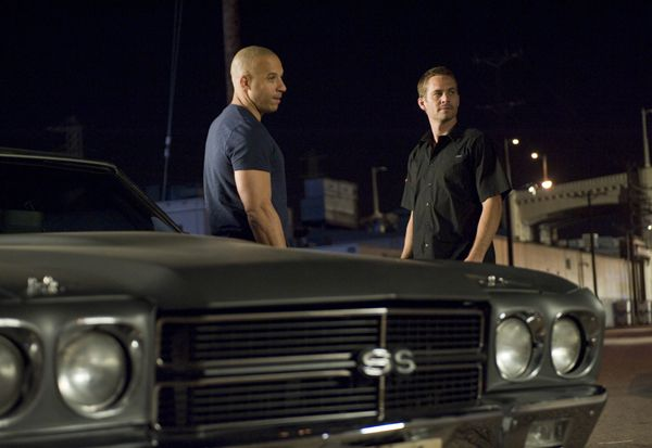 vin diesel fast and furious 4. DIESEL: Yeah, I don#39;t think