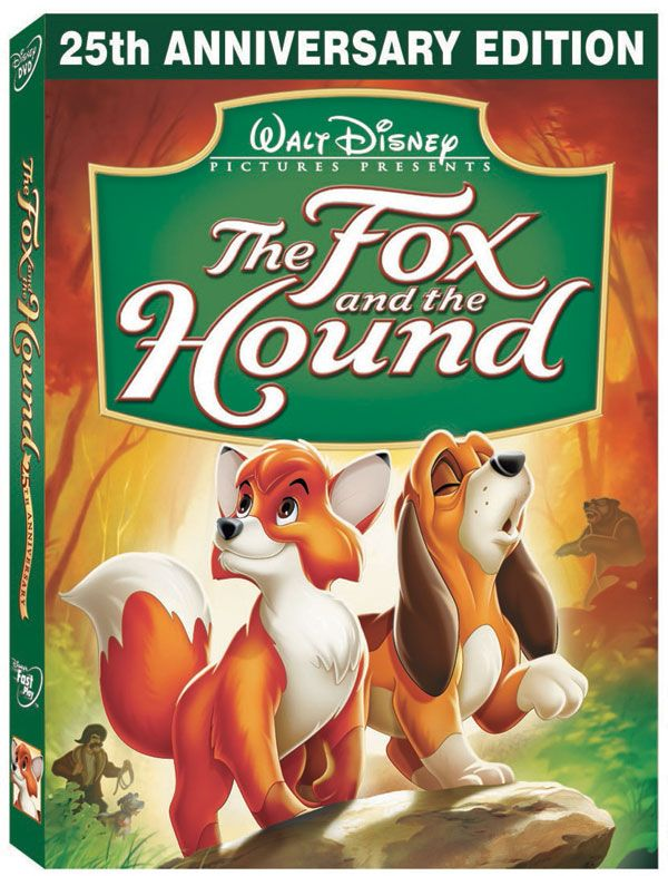 DVD Review – 'The Fox and the Hound: 25th Anniversary Edition'
