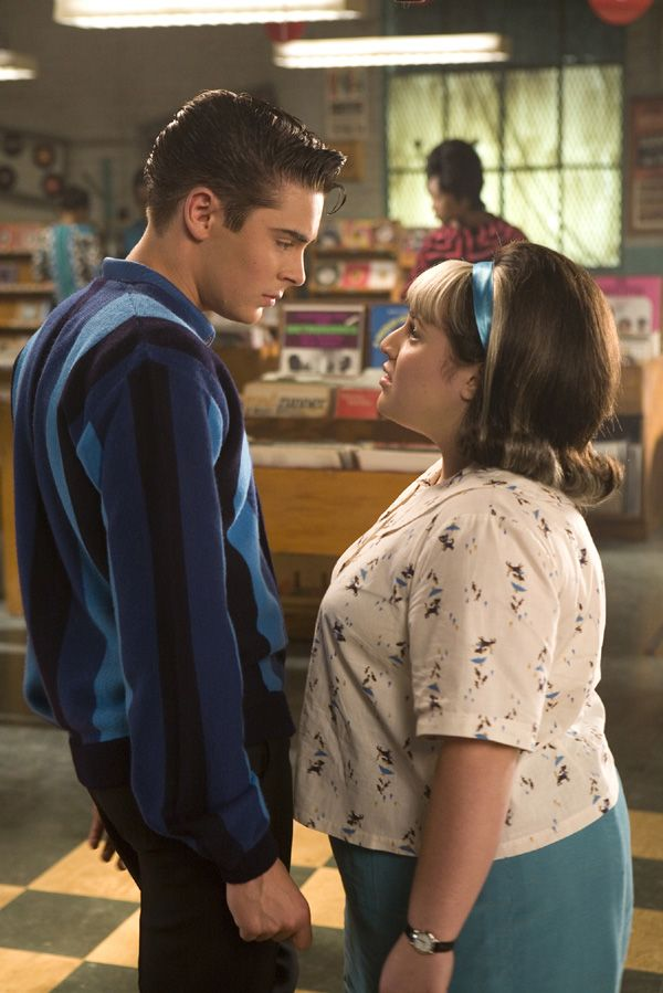 zac efron on hairspray