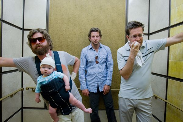 zach galifianakis hangover pictures. Zack: Do I look hung over?