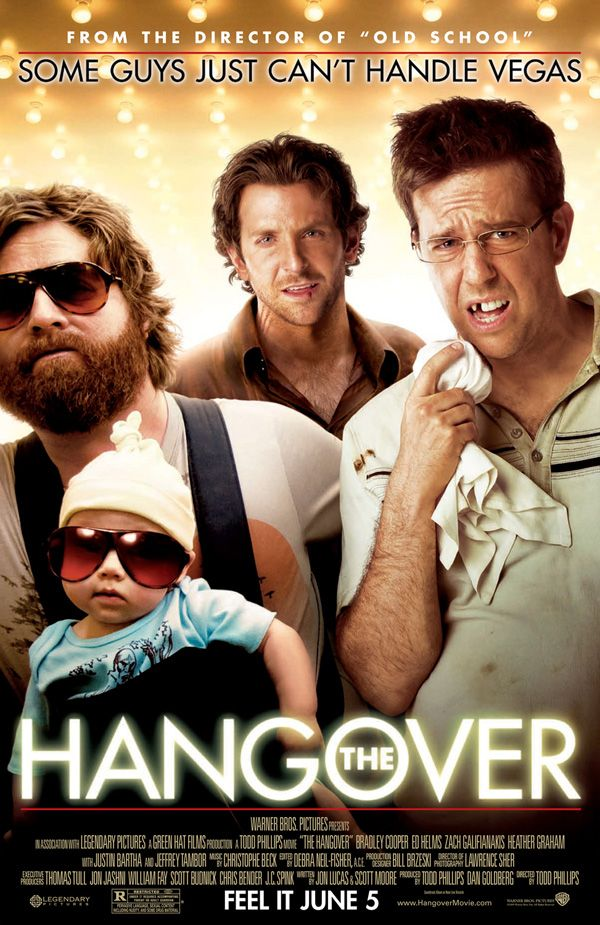 the full cast of the hangover caesar palace.