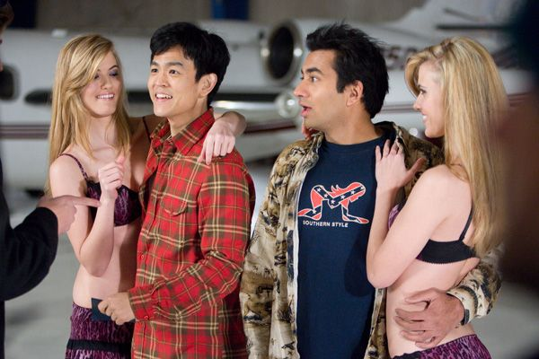 john cho. John Cho and Kal Penn