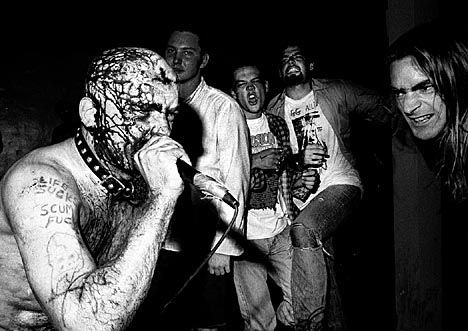 DVD Review – HATED - GG Allin