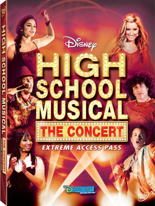 High School Musical DVD 4