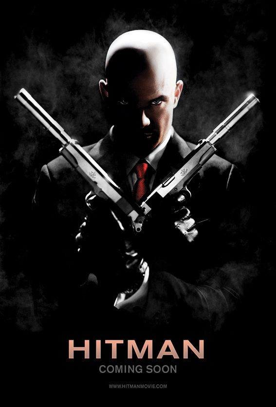Hitman Movie Poster Timothy Olyphan...