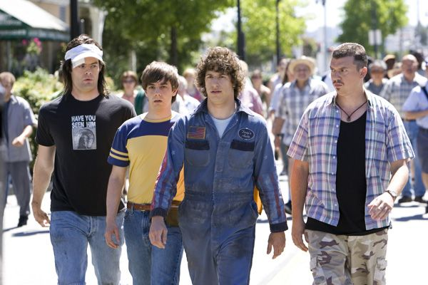 The Guys of Hot Rod