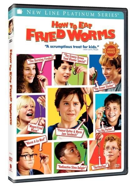 How to Eat Fried Worms. Street Date: 12/5/06. MSRP: $27.95. Synopsis: