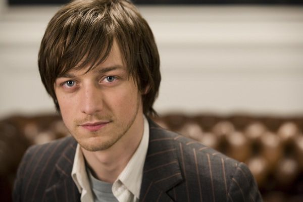 James McAvoy says he�...