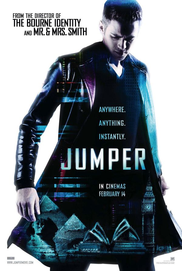 JUMPER � 7 Movie Clips