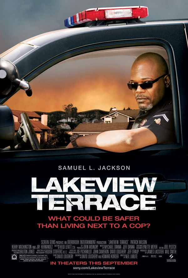 Lakeview terrace movie review collider collider for Movie schedule terraces
