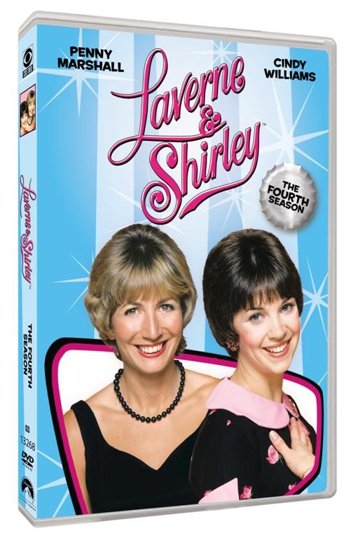Laverne & Shirley- Season