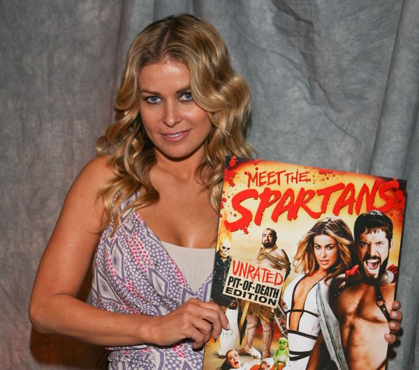 carmen electra meet the spartans naked