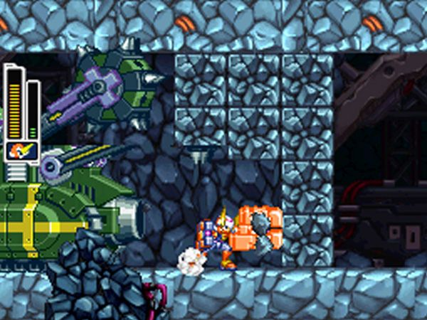 Video Game Review - MEGAMAN ZX ADVENT (Nintendo DS)
