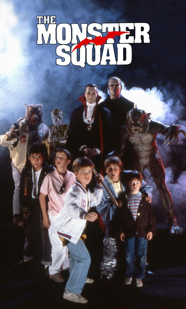DVD Review - THE MONSTER SQUAD 20th Anniversary | Collider