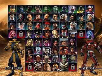 Mortal Kombat Deception Cheats Ps2